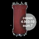 Двухсторонний сальниковый компенсатор Т1