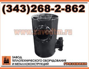 Грязевик Ду 350 Ру16 вертикальный