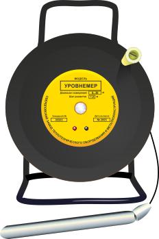 Электроуровнемер ЭУ для скважины
