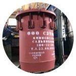 Сальниковый компенсатор 500-25-300